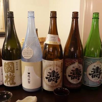 国権&磐城壽 日本酒の会